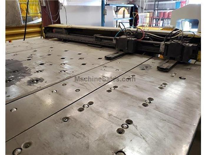 22 Ton Wiedemann Motorum 2000 CNC Turret Punch
