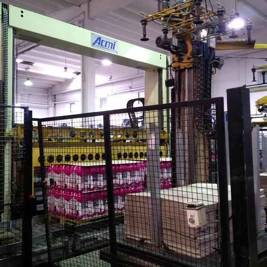 Usata IMPIANTO COMPLETO IMBOTTIGLIAMENTO ACQUA 21.000 Bottiglie /ora( B- 109)