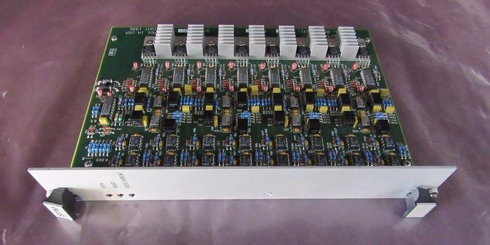 Used IVS 0001-00431-01 REV. A PC Board / Card from IVS 220 CD SEM PC (3587)