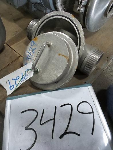 Used Eriez Eriez 4'' Inline Magnet
