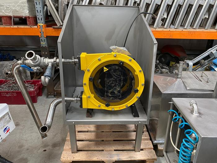 Used Peristaltic Pump Boyser FMP40