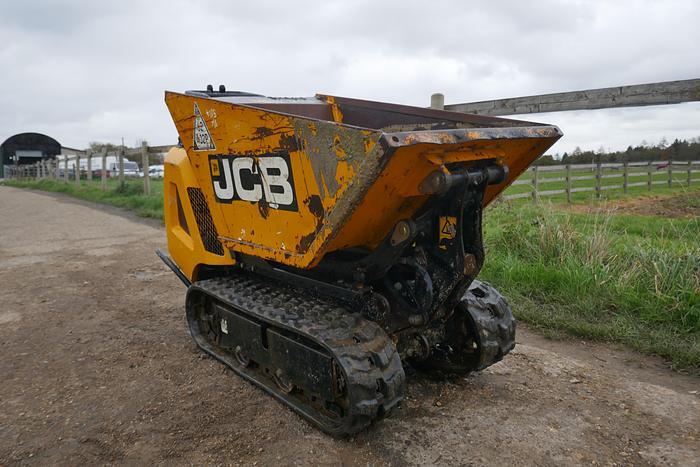 Used JCB HTD-5