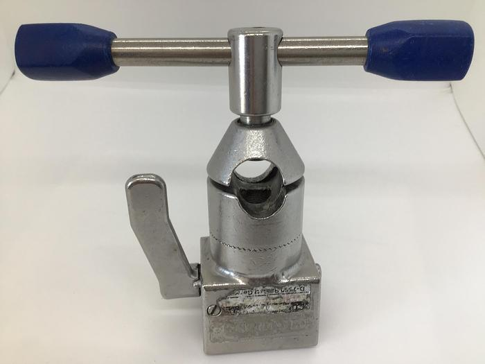 Maquet operating table clamp