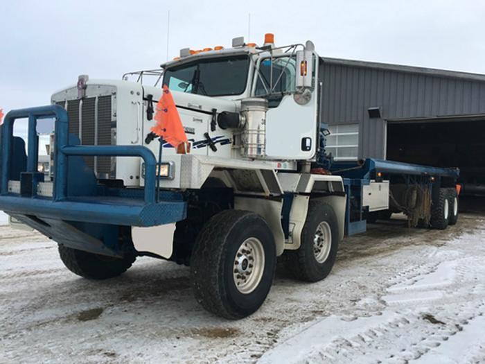 2006 Kenworth C500 Winch Truck