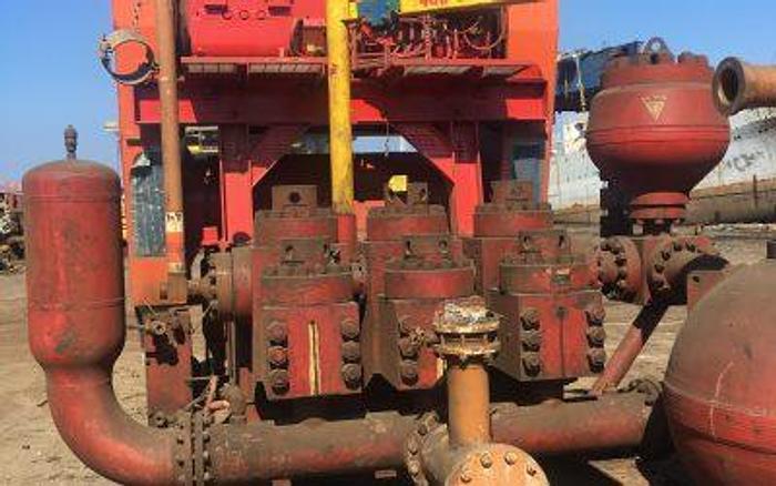 Mud Pumps 14P220
