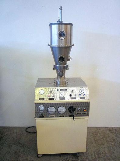 Used E 12412 E - Fluidbed Dryer / Lab Scale GLATT UNIGLATT