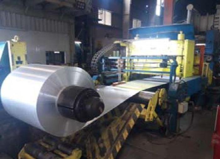 Used Two (2) 1600mm SCAL Twin-Roll Aluminum Continuous Strip Casting Lines: MC-453