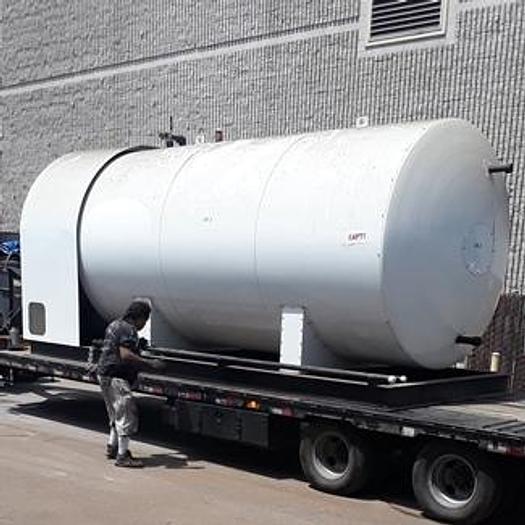Used 14 Ton Tomco C CO2 Tank