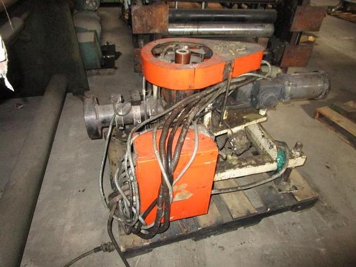 """Used 1.25"""" GEC Rotating Die Cart stock # 4755-006"""