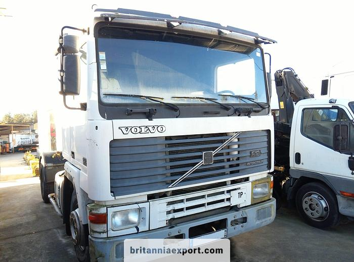 Used 1994 VOLVO F12 400 tractor unit