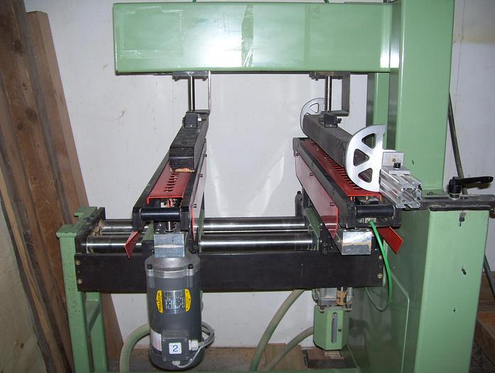 Used Conquest Model 46-2 Line Boring Machine