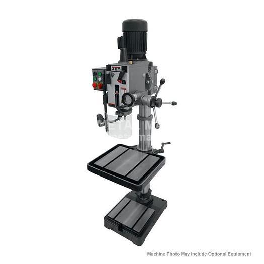 JET GHD-20T Gear Head Tapping Drill Press 230V 3PH 354022