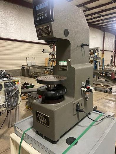 Used Brinell  Hardness tester