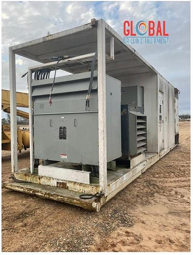 Used 4 Bay SCR House