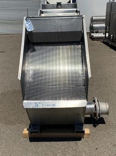 """Used 24"""" Lyco Dewatering / Wastewater Screen"""