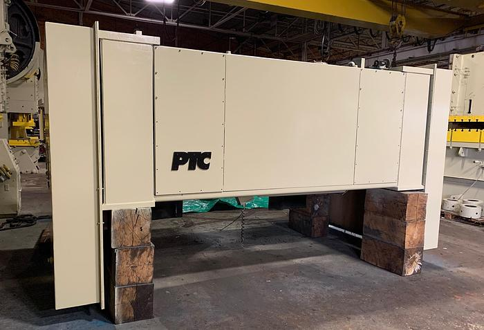 "Used 400 ton PTC 96""x48""  SSDC Stamping Press"