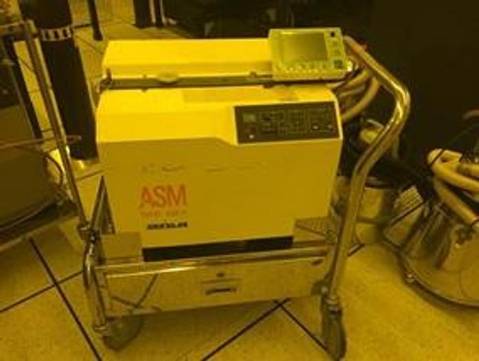Used Alcatel ASM 180TD+ HELIUM LEAK DETECTOR
