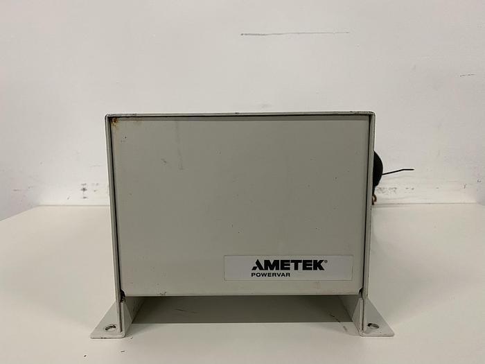 Used Ametek Powervar ABC2000-2S Single Phase Power Conditioner