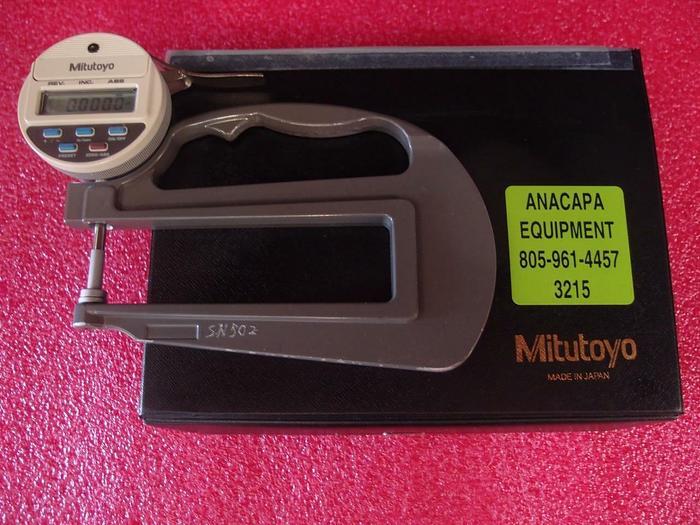 Used Mitutoyo IDC Series 543 Digimatic Indicator (3215)