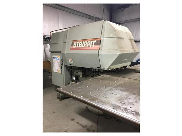1990 33 Ton Strippit 1250S CNC Turret Punch