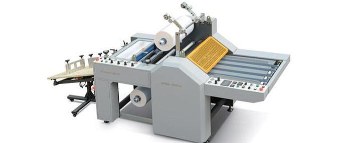 PLASTIFICATRICE AUTOMATICA SFML-520B