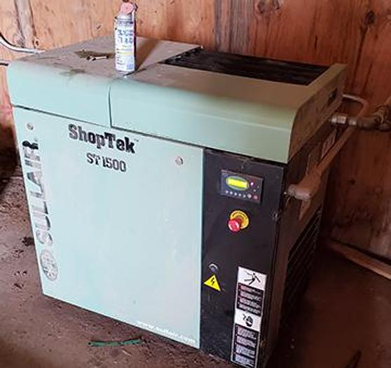 Shoptek/Sullair ST1509AC Air Compressor