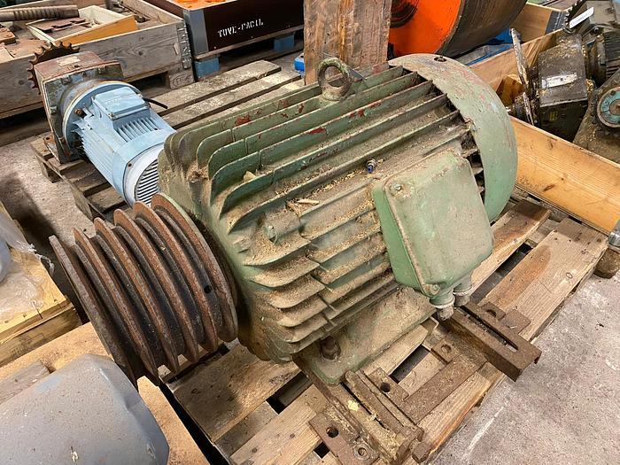 Used ASEA Electric motor 44 kW