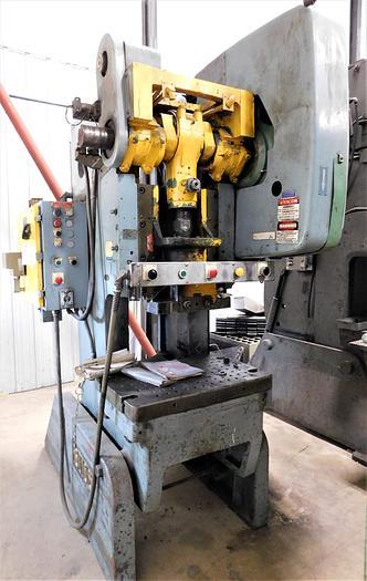 Used Bliss OBI Mechanical Press C60