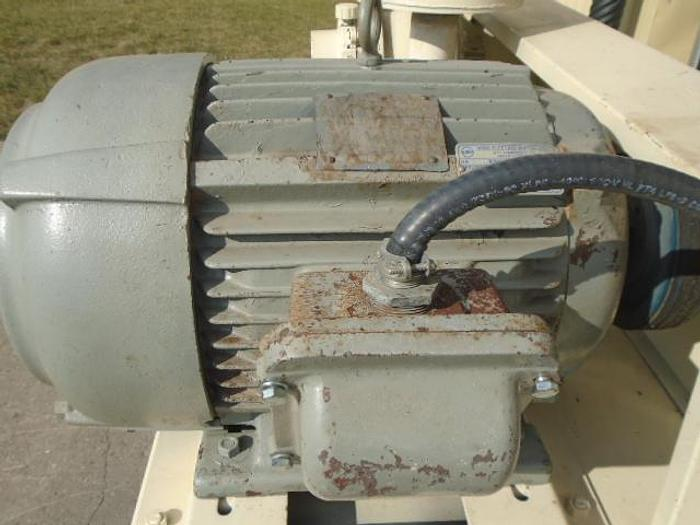 USED ROOTS ROTARY LOBE BLOWER, 395 CFM