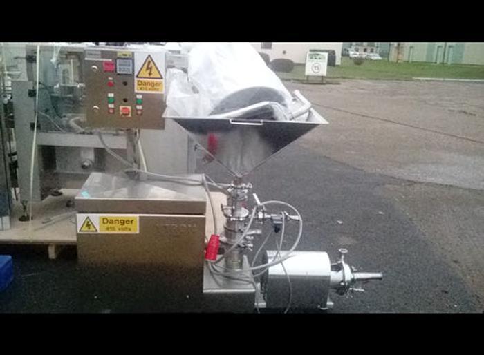 Ytron ZC Liquid Mixer