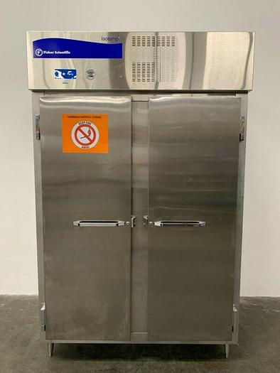 Used Fisher Scientific 13-986-450R Isotemp Flammable Two-Door Lab Refrigerator 115V