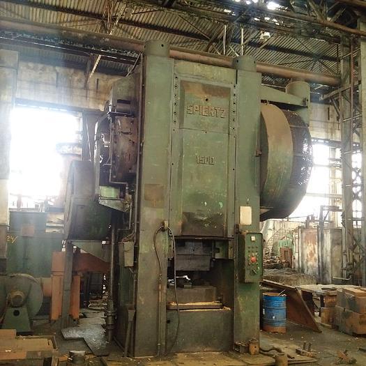 1975 Hot forging press SPIERTZ PF1500