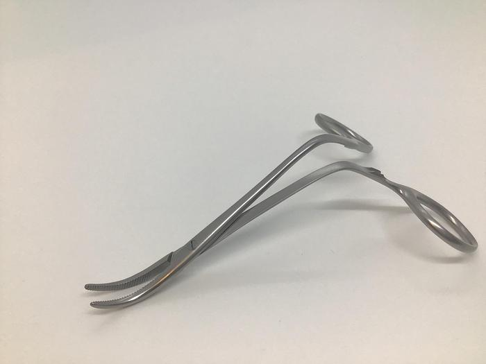 Ophthalmic Forceps Orbital Wrights