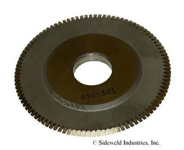 100 Tooth Air Serrating Wheel