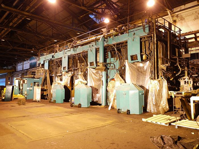 60 Quot Steel 4 Stand Tandem Cold Rolling Mill Rm 387 For