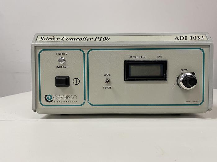 Used Applikon Biotechnology ADI 1032 Stirrer Controller  P100