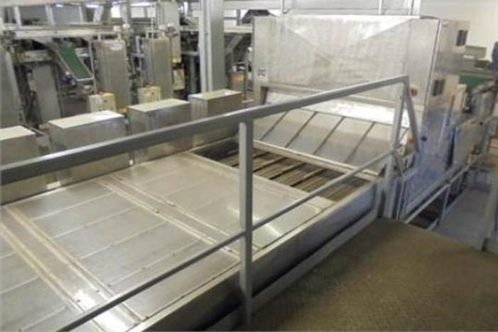 Used Celox Optical/Weight Grader