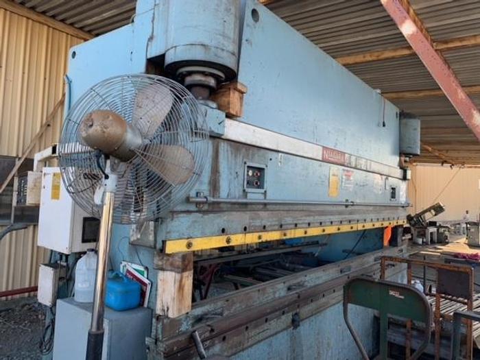 Used Niagara 175 Ton x 14' Hydraulic Press Brake Model HD-175-12-14  #5698
