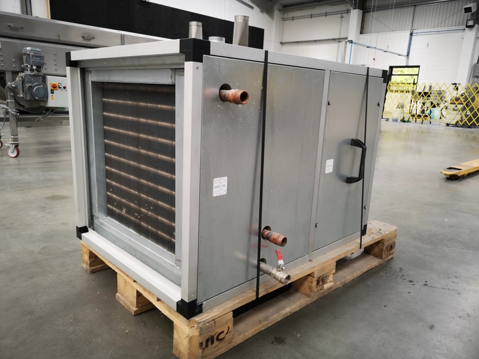 BCH Cooling Tunnel 380mm wide x 9m long