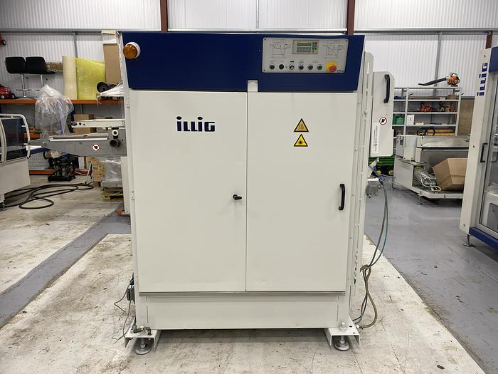 Used 2005 Illig VHW 90b
