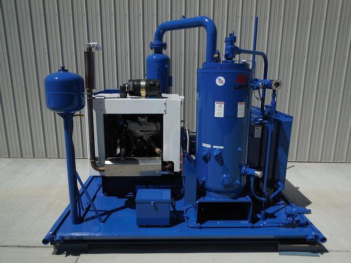 Pipeline Booster Gas Compressor