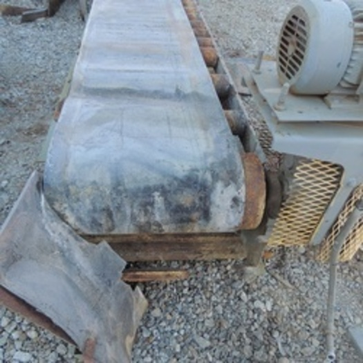 2 1992 24 x 12 Complete Variable Speed Feed Conveyors