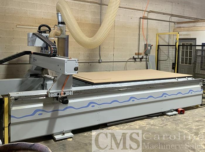 Used 2015 Weeke Vantech 510 CNC Router