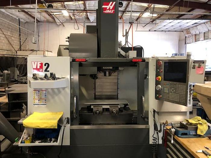 Used 2014 Haas VF-2 CNC Vertical Machining Center