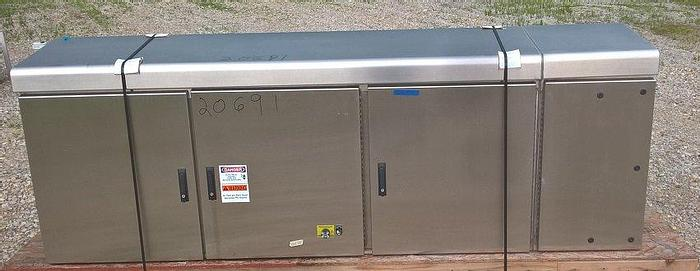 Used JLS Automation Control Panel for Osprey Case Erector