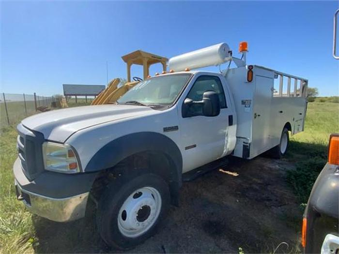 Used 2007 FORD F450 SD