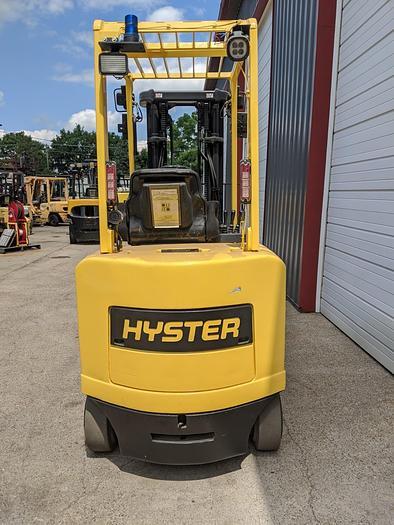 2007 HYSTER E60Z-33