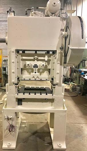 30 Ton, MINSTER, No. P2-30-24, HIGH SPEED PRESS
