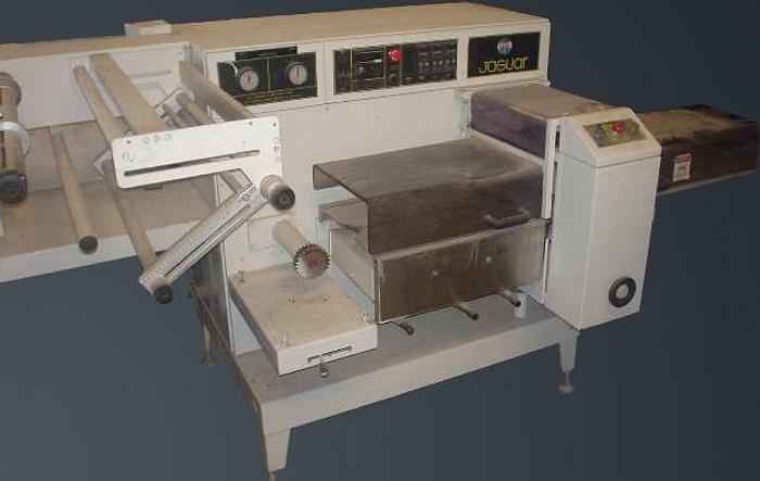 Used ILAPAK JAGUAR WRAPPING MACHINE, USED