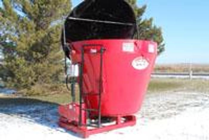 New - products Cloverdale Mortality/Compost Mixers